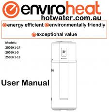 Enviroheat hot water systems By Envirosun