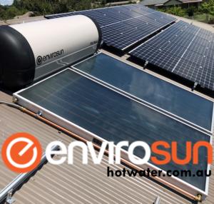 Rheem solar hot water systems Gold Coast