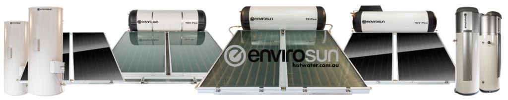 Gold Coast solar water heaters, Envirosun replace Solahart and rheem